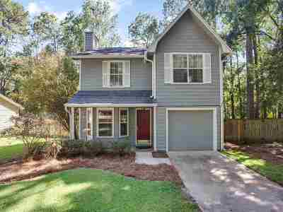Killearn Lakes Single Family Home New: 2306 Tuscavilla Road