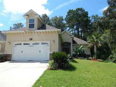 Tallahassee Single Family Home New: 4945 Hollystone Lane