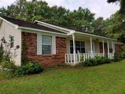 Tallahassee Single Family Home New: 1832 Collins Landing