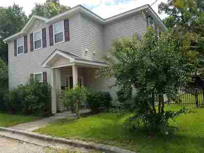 Tallahassee Multi Family Home New: 3013 S Adams