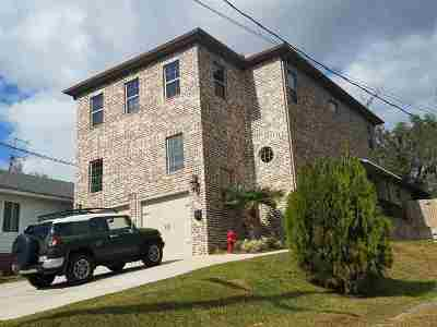 Tallahassee Single Family Home New: 220-1 Young