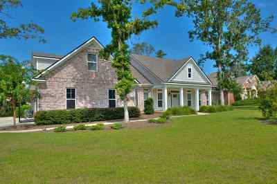Tallahassee Single Family Home For Sale: 9704 Prestancia