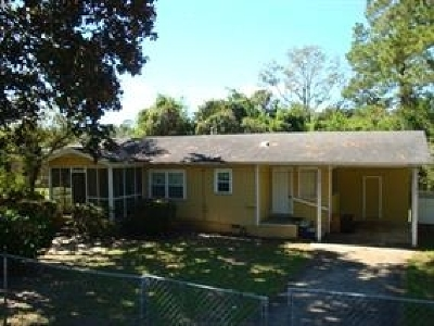 tallahassee Single Family Home For Sale: 2334 Oliver