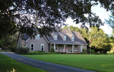 Tallahassee Single Family Home For Sale: 1064 Green Hill