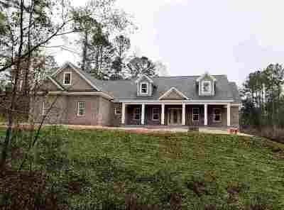Baker Place Single Family Home For Sale: Miles Blake