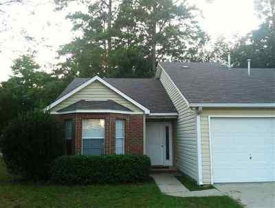 Killearn Lakes Rental For Rent: 7400 Heide Hill Trce #--