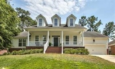 Pheasant Ridge Single Family Home For Sale: 3387 Lake Run