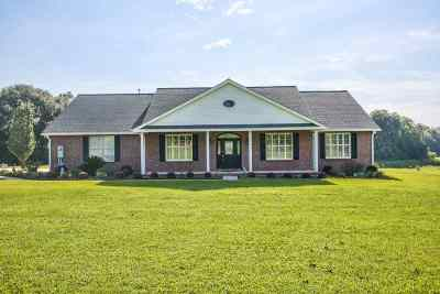 Monticello FL Single Family Home For Sale: $449,900