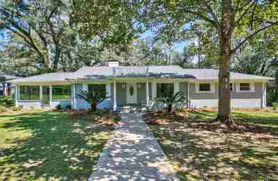 Tallahassee Single Family Home For Sale: 2207 Durward Ride
