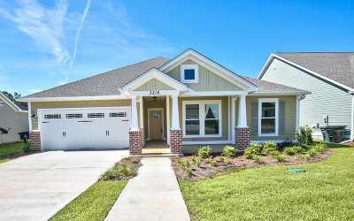 Tallahassee Single Family Home New: 2758 Sweet Ridge Street