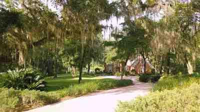 Tallahassee Single Family Home New: 8020 Lanternlight Rd