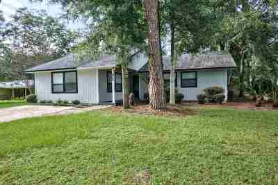 tallahassee Single Family Home For Sale: 2700 Whitney Drive N