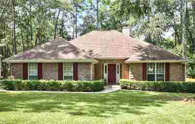 Killearn Lakes Single Family Home Contingent: 9480 Buck Haven