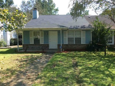 tallahassee Condo/Townhouse For Sale: 1813 Gina Drive