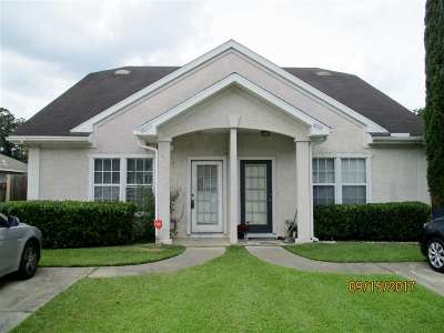 tallahassee Condo/Townhouse For Sale: 4089 Remer Ct.