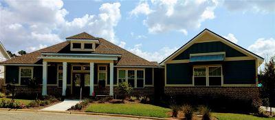 Tallahassee Single Family Home New: 5705 Groveton