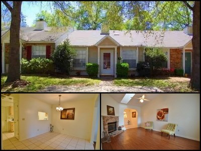 Tallahassee FL Condo/Townhouse New: $95,000