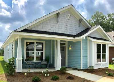 Tallahassee FL Single Family Home New: $262,900