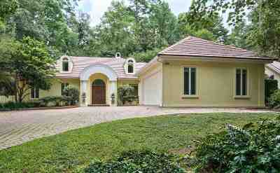 Tallahassee FL Single Family Home New: $495,000