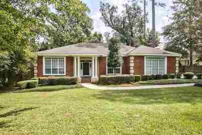 Tallahassee FL Single Family Home New: $289,000