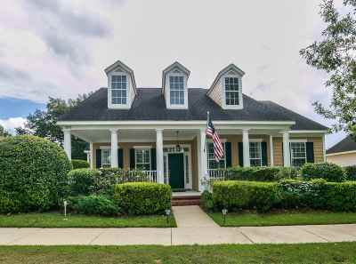 Tallahassee FL Single Family Home New: $320,000