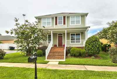 tallahassee Single Family Home New: 2400 Rain Lily Way