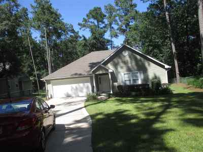 Tallahassee FL Single Family Home New: $234,900