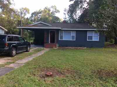 Tallahassee FL Single Family Home New: $87,500