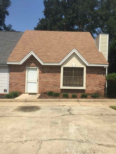 Tallahassee FL Condo/Townhouse New: $105,000
