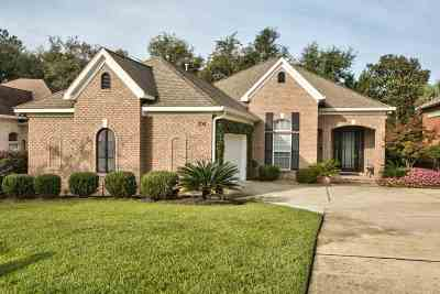 Tallahassee FL Single Family Home New: $485,000