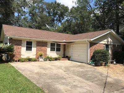Killearn Acres Single Family Home For Sale: 3228 Black Gold Trl