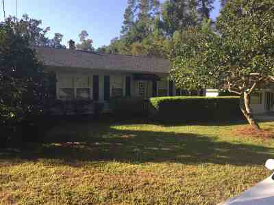 tallahassee Single Family Home For Sale: 743 E Tennessee
