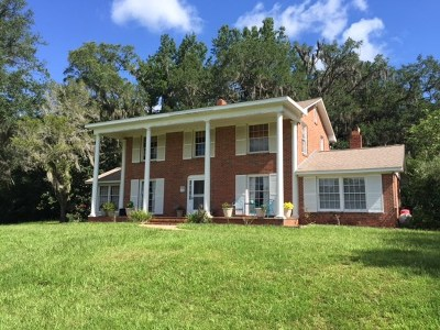 Tallahassee Single Family Home For Sale: 8614 Mahan Drive