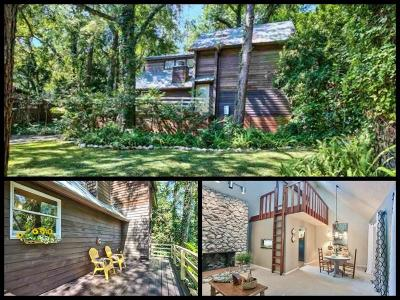 tallahassee Single Family Home For Sale: 2406 Boone Boulevard