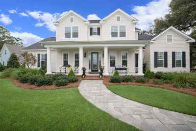 Tallahassee Single Family Home For Sale: 3093 Hugo