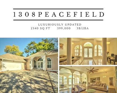 Leon County Single Family Home For Sale: 1308 Peacefield Place