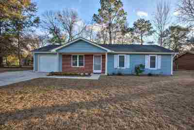 tallahassee Single Family Home For Sale: 2733 S Sandalwood