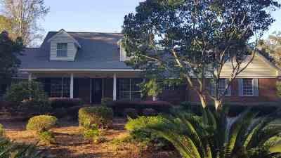 Tallahassee Single Family Home For Sale: 3700 Sally