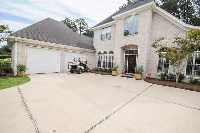 Tallahassee Single Family Home For Sale: 9067 Shoal Creek