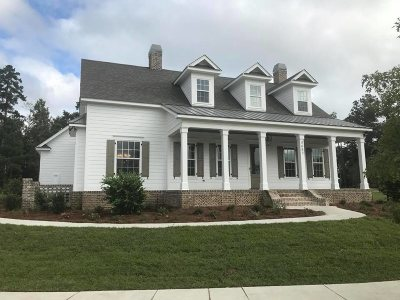 Tallahassee Single Family Home For Sale: Lot 14 Dogwood