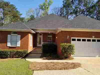 Tallahassee Single Family Home New: 9013 Eagles Ridge