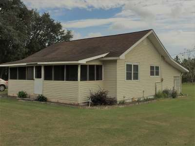 Madison County Single Family Home For Sale: 2451 NW Cr 150
