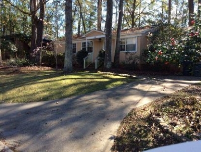 tallahassee Single Family Home For Sale: 911 Delores Dr