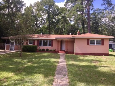 Tallahassee Single Family Home New: 1134 Richardson Road
