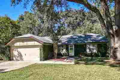 Tallahassee FL Single Family Home Sold: $145,000