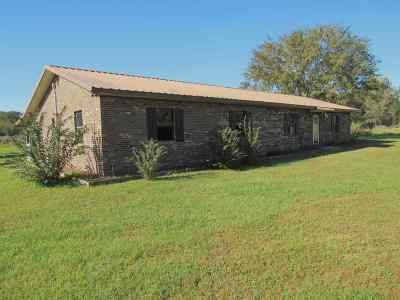 Madison County Single Family Home For Sale: 6254 E Us Highway 90 Highway
