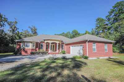 Tallahassee Single Family Home For Sale: 410 Timberlane Rd