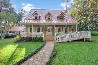 Tallahassee Single Family Home For Sale: 3915 Shiloh Way E