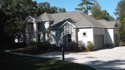 Tallahassee Single Family Home Contingent: 7999 Lochknoll Ln