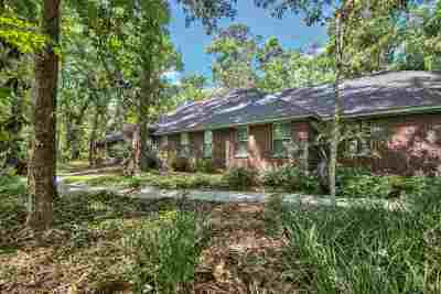 Waterford Plantation Single Family Home For Sale: 6267 Crestwood Drive